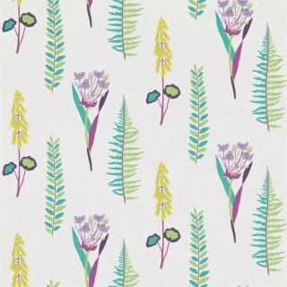 Floral Bazaar Wallpaper 214772 by Sanderson