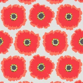 Papavera Wallpaper 214745 by Sanderson