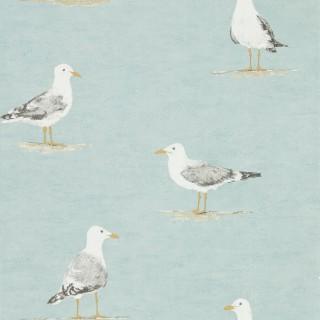 Shore Birds Wallpaper 216564 by Sanderson