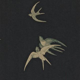 Swallows Wallpaper DVIWSW105 by Sanderson