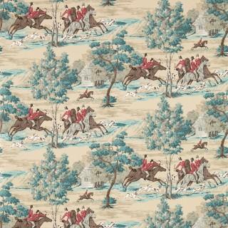 Tally Ho Wallpaper 214597 by Sanderson