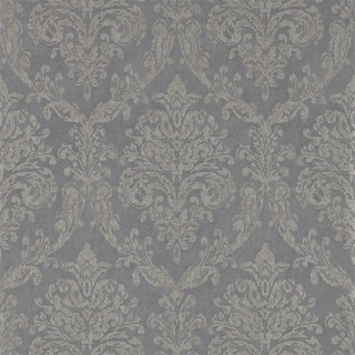 Riverside Damask Wallpaper 216291 by Sanderson