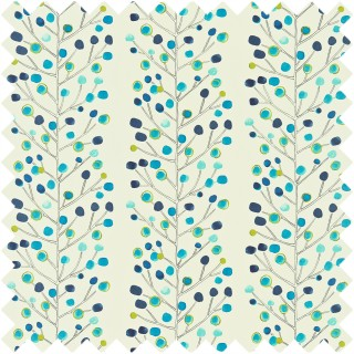 Berry Tree Fabric 120926 by Scion