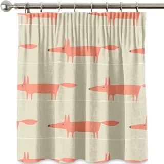 Mr Fox Fabric 120922 by Scion
