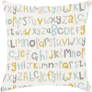 Letters Play Fabric 120455 by Scion