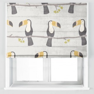 Terry Toucan Fabric 120465 by Scion