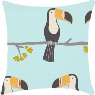 Terry Toucan Fabric 120466 by Scion