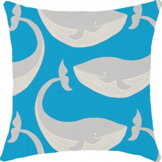 Whale of a Time Fabric 120460 by Scion