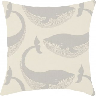 Whale of a Time Fabric 120461 by Scion