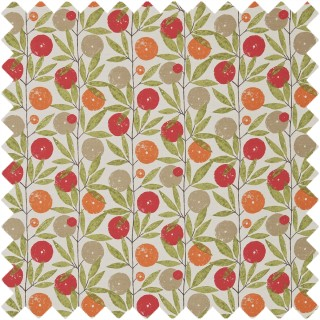 Blomma Fabric 120358 by Scion
