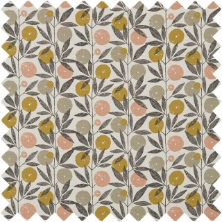 Blomma Fabric 120359 by Scion
