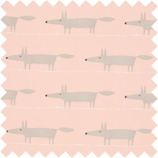 Mr Fox Fabric 120500 by Scion