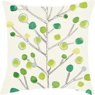 Berry Tree Fabric 120051 by Scion