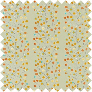 Berry Tree Fabric 120052 by Scion