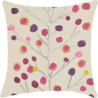 Berry Tree Fabric 120053 by Scion