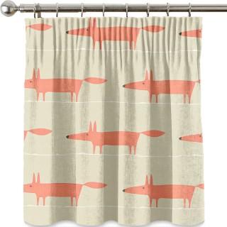 Mr Fox Fabric 120071 by Scion