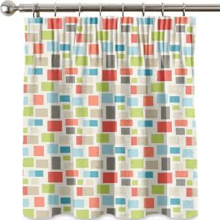 Blocks Fabric 120078 by Scion