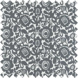 Kukkia Fabric 132416 by Scion