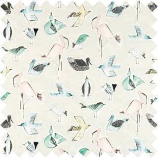 Menagerie Fabric 120784 by Scion