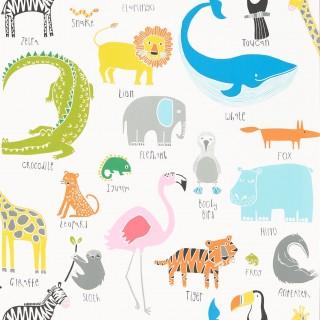 Animal Magic Wallpaper 111287 by Scion
