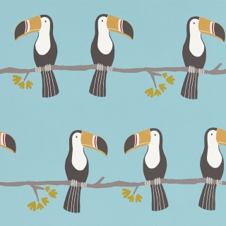 Terry Toucan Wallpaper 111271 by Scion