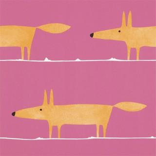 Mr Fox Wallpaper 110843 by Scion