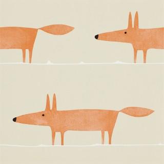 Mr Fox Wallpaper 110847 by Scion