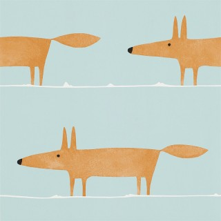 Mr Fox Wallpaper 110849 by Scion