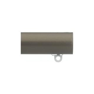 Silent Gliss 6130 Metropole 30mm Antique Bronze Flush End Cap (Single)