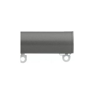 Silent Gliss 6130 Metropole 30mm Gunmetal Flush End Cap (Single)