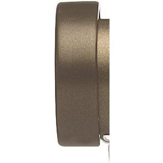 Silent Gliss 6130 Metropole 30mm Antique Bronze Stud End Cap (Single)