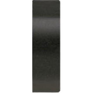 Silent Gliss 6130 Metropole 30mm Black Stud End Cap (Single)