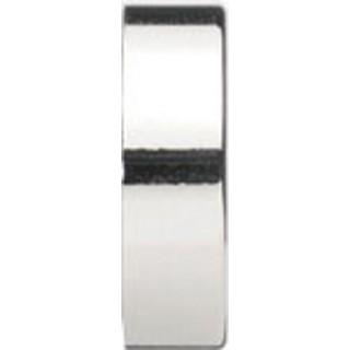 Silent Gliss 6130 Metropole 30mm Chrome Stud End Cap (Single)