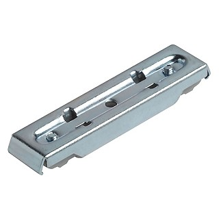 Speedy Fineline Silver Double Top Fix Brackets