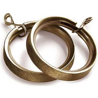 Speedy 28mm Antique Brass Effect Rings