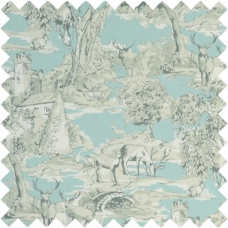 Studio G Garden Party Manor Toile Fabric Collection F0840/02