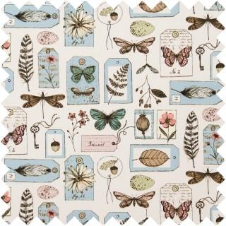 Studio G Sketchbook Wildlife Fabric Collection F0639/01