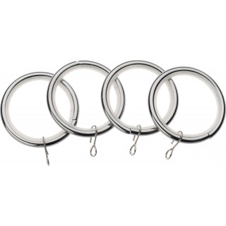 Vogue Deluxe 28mm Chrome Rings