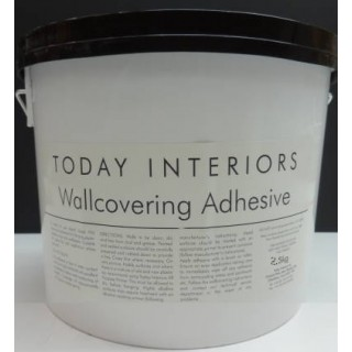 Today Interiors Wallcovering Adhesive 2.5kg