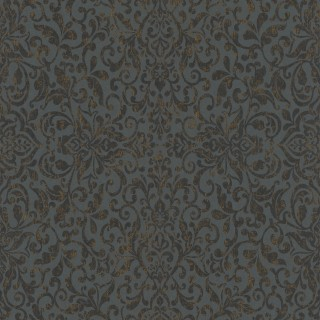Fancy Damask Wallpaper T0176 by Today Interiors