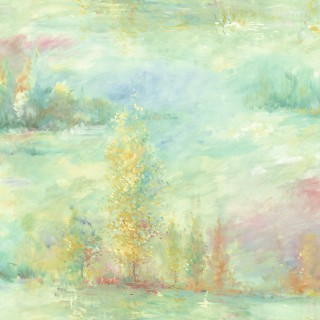 Today Interiors French Impressionist Wallpaper FI70814