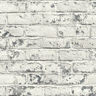 Faux Bricks Wallpaper IR70108 by Today Interiors