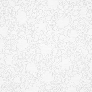 (6505) White Leaves