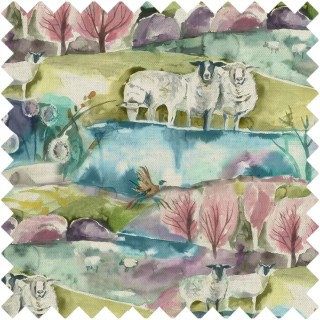Buttermere Fabric BUTTERMERE/SWEETPEA by Voyage