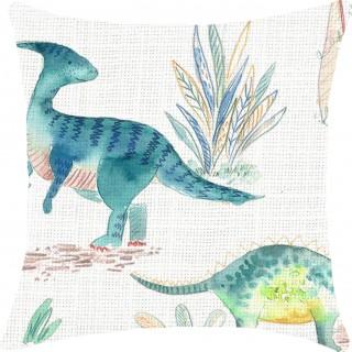 Dinos Fabric DINOS/PRIMARY by Voyage