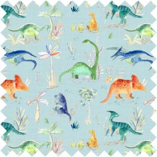 Dinos Fabric DINOS/SKY by Voyage