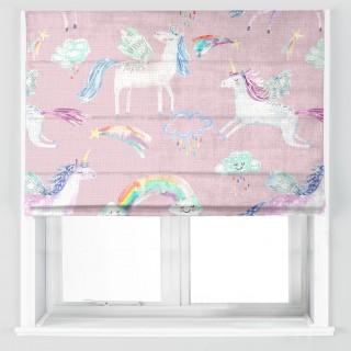 Unicorn Dance Fabric UNICORNDANCE/BLOSSOM by Voyage