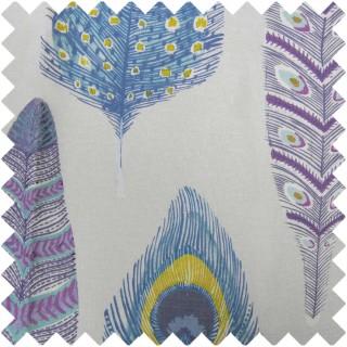 Voyage Samui Print Fabric SAMUIPRINT/HEATHER