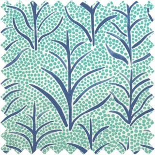 Voyage Simba Print Fabric SIMBAPRINT/PEACOCK