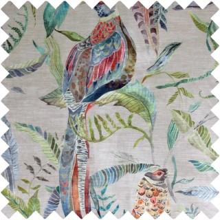 Voyage Torrington Velvet Fabric TORRINGTONVELVET/STRAWBERRY